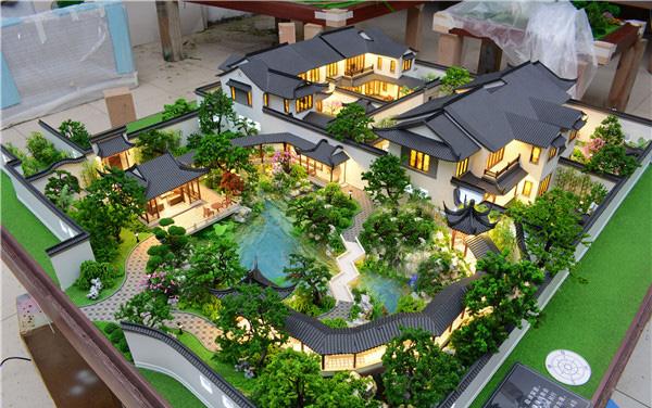 桃花园项目汲取苏州园林传统造园精髓技术哪家好北京ballbet苹果客户端公司