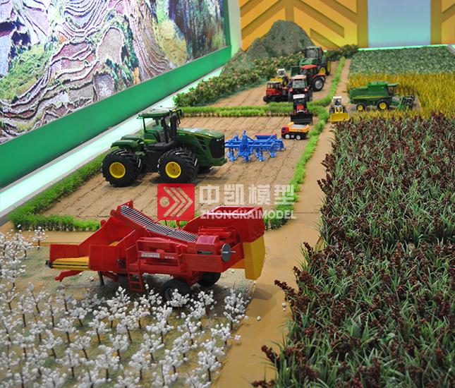 农业施工场景万博体育mantbex网页版登录